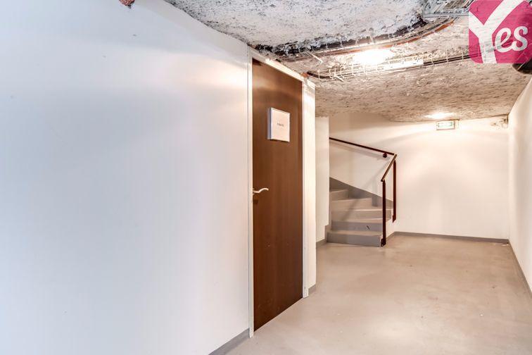 Parking Schoelcher - Saint-Herblain souterrain