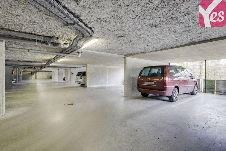 Parking Boulevard Dubreuil - Bures-sur-Yvette 91440