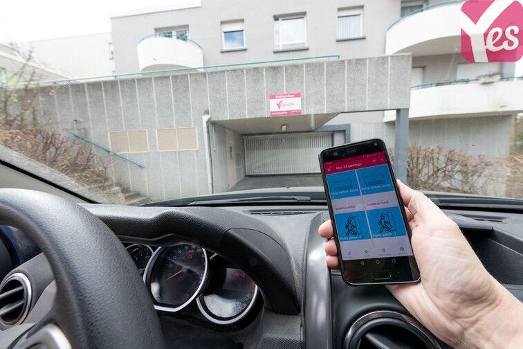 Parking Boulevard Dubreuil - Bures-sur-Yvette box