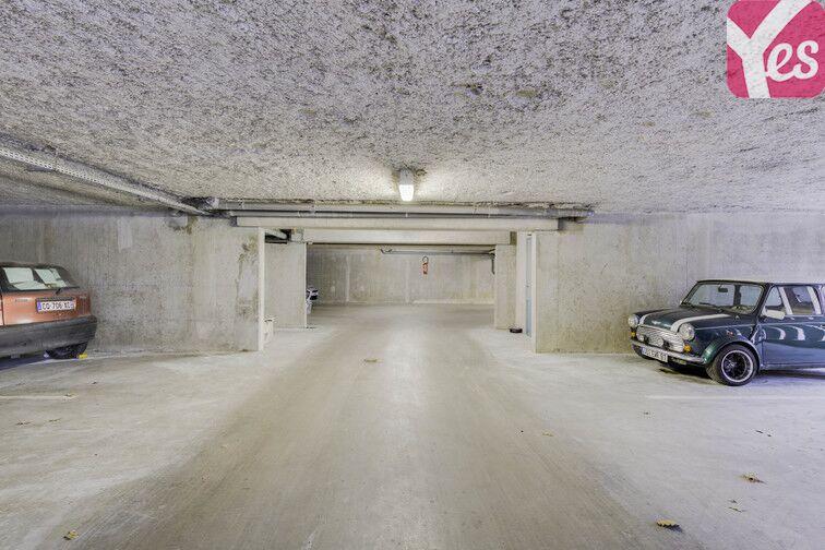 Parking Boulevard Dubreuil - Bures-sur-Yvette sécurisé
