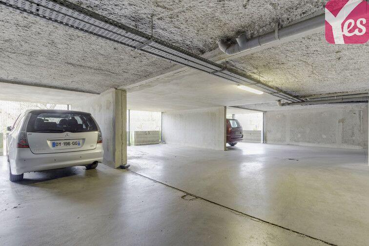 Parking Boulevard Dubreuil - Bures-sur-Yvette avis