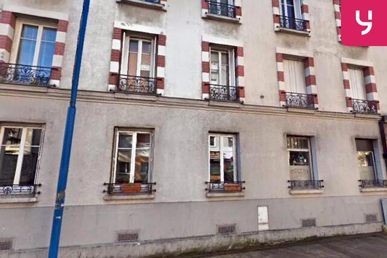 Parking Conservatoire de musique - Choisy-le-Roi (box B) en location