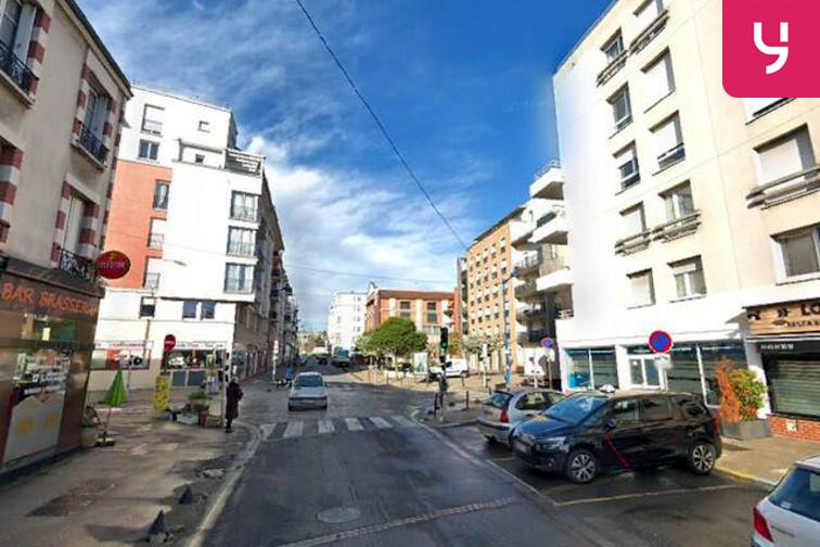 location parking Conservatoire de musique - Choisy-le-Roi - (box) bis