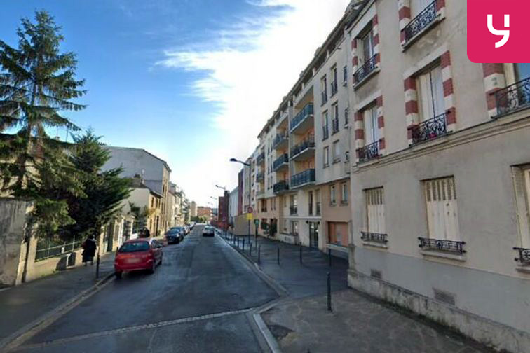Parking Conservatoire de musique - Choisy-le-Roi - Souterrain A location
