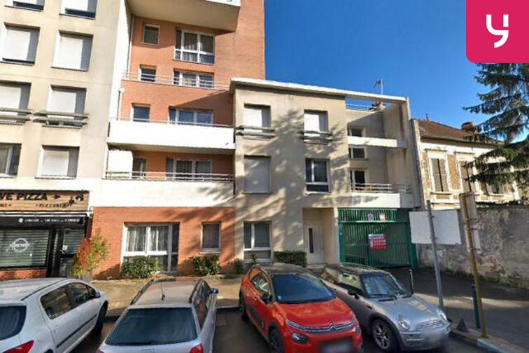 Parking Conservatoire de musique - Choisy-le-Roi - Souterrain B en location