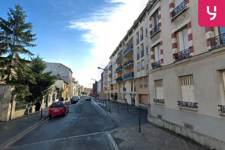 Parking Conservatoire de musique - Choisy-le-Roi - Souterrain B caméra