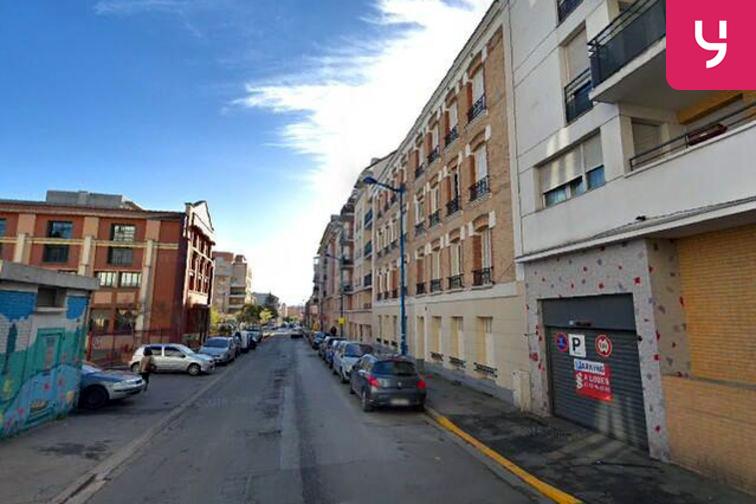 Parking Conservatoire de Musique - Stalingrad - Choisy-le-Roi (box) à louer