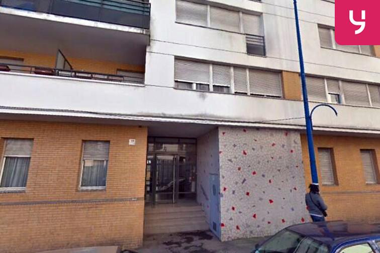 Parking Conservatoire de Musique - Stalingrad - Choisy-le-Roi (box) location