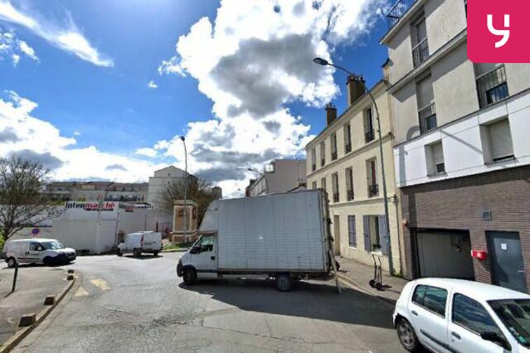 Parking École Marcel Cachin - Choisy-le-Roi (box) 24/24 7/7