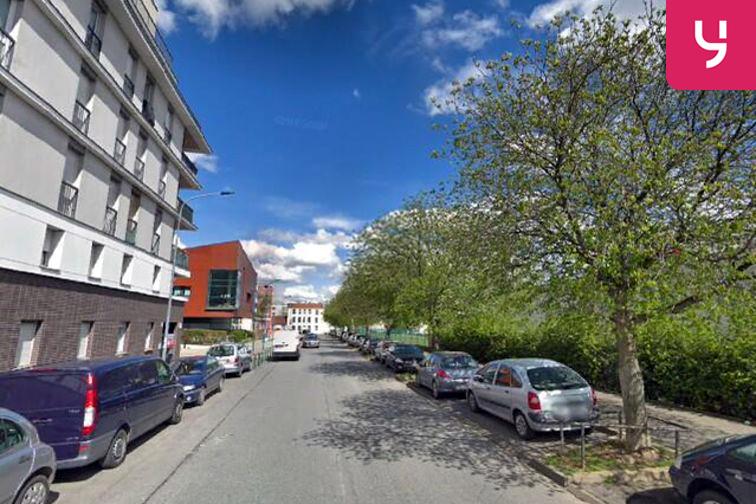 Parking École Marcel Cachin - Choisy-le-Roi - Souterrain en location