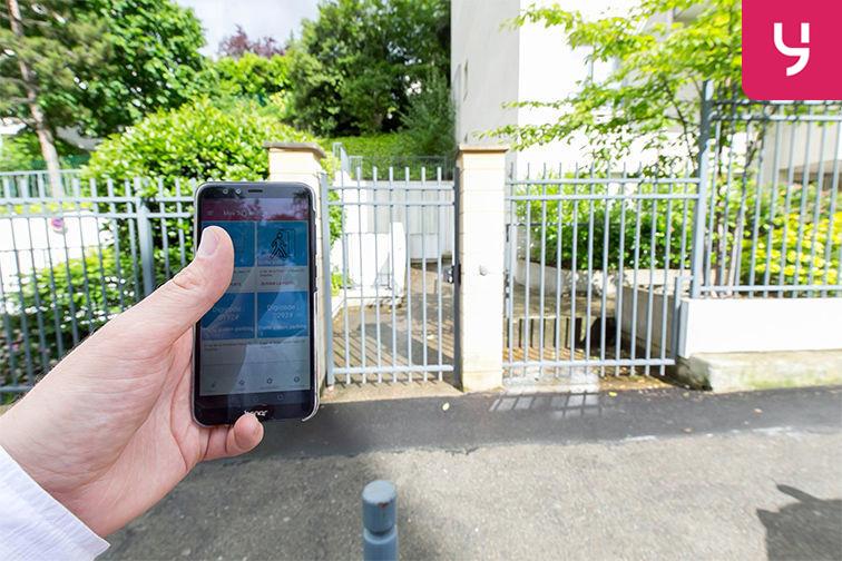 Parking Chaville Rive Droite 3 rue de la Fontaine Henri IV