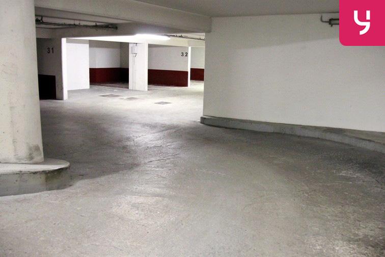 Parking Chaville Rive Droite caméra