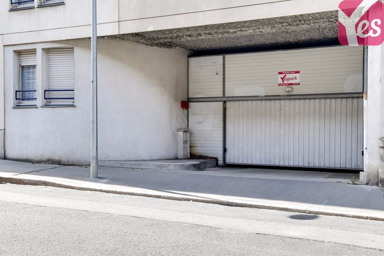 Parking Gare Maritime - Nantes souterrain