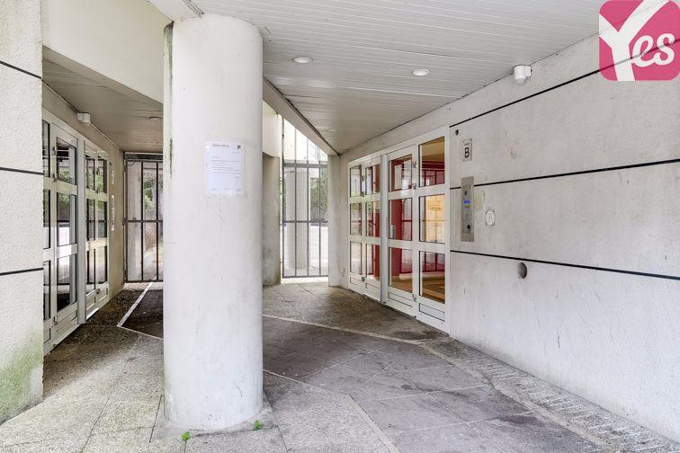 Parking Gare Maritime - Nantes caméra