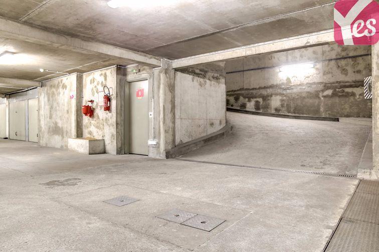 Parking Gare Maritime - Nantes 24/24 7/7