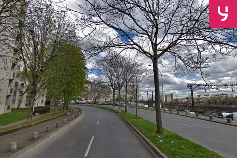 Parking Square Salvador Allende - Choisy-le-Roi (aérien) avis