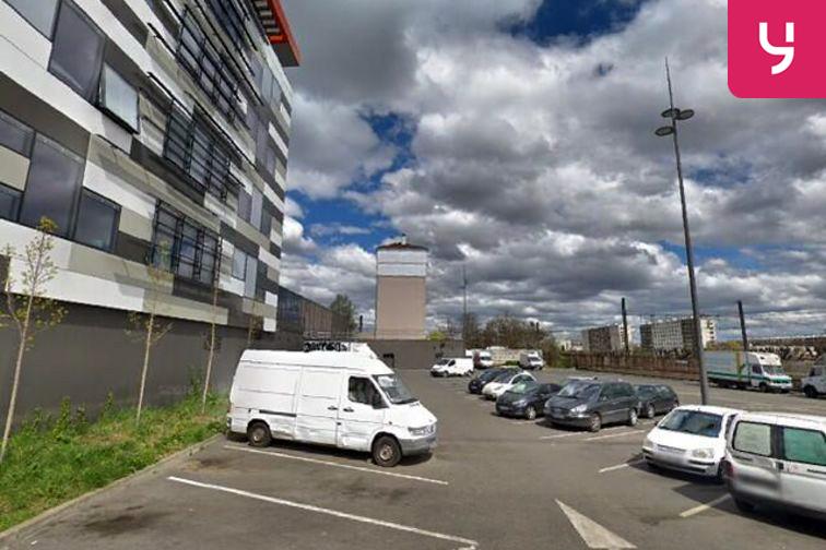 Parking Collège Émile Zola - Rollin Régnier - Choisy-le-Roi - (place moto) avis