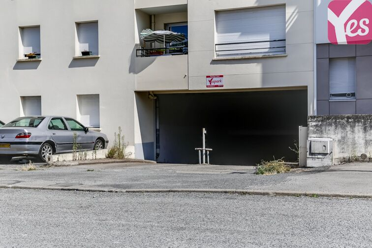 Parking Doulon-Bottière - Nantes 24 rue Corentin Bouvreau