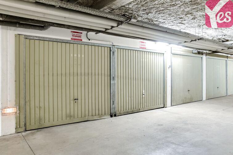 Parking Doulon-Bottière - Nantes souterrain
