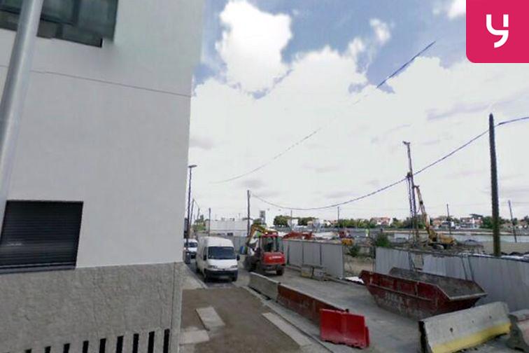 Parking Médiathèque de Choisy - Choisy-le-Roi - Souterrain souterrain