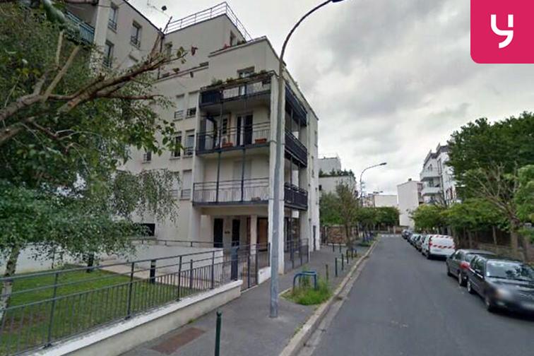 Parking Lycée Jacques Brel - Marguerite - Choisy-le-Roi (aérien) 4 avenue Marguerite