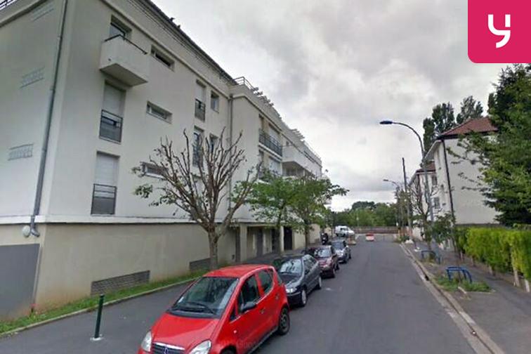 location parking Lycée Jacques Brel - Marguerite - Choisy-le-Roi (aérien)