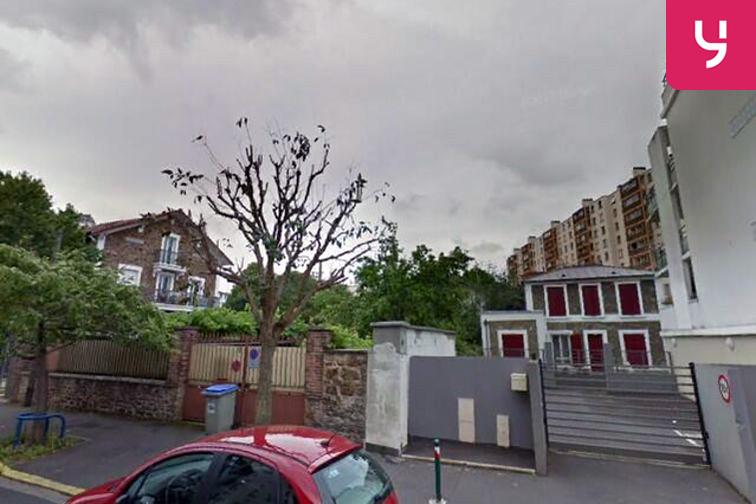 Parking Lycée Jacques Brel - Marguerite - Choisy-le-Roi - (place moto) avis