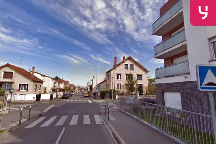 Parking Médiathèque de la Maison pour Tous - Vallès - Choisy-le-Roi (box) box