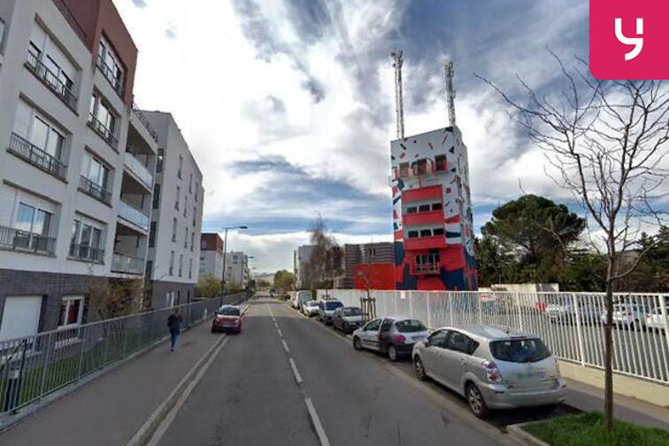 Parking Médiathèque de la Maison pour Tous - Vallès - Choisy-le-Roi - Souterrain en location