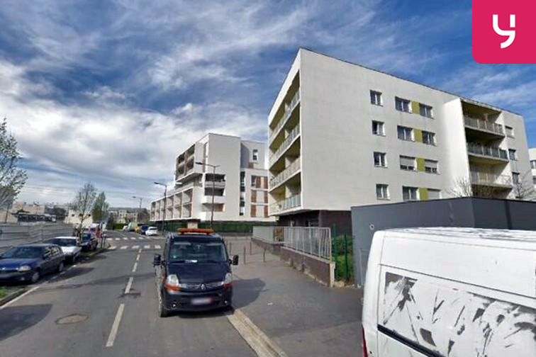location parking Parc Jean Mermoz - Choisy-le-Roi (box)