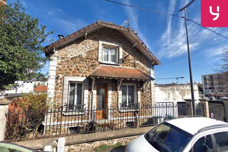 Parking Médiathèque de la Maison pour Tous - Four - Choisy-le-Roi (box) location