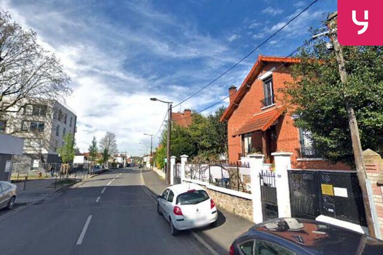 location parking Médiathèque de la Maison pour Tous - Four - Choisy-le-Roi - (box)