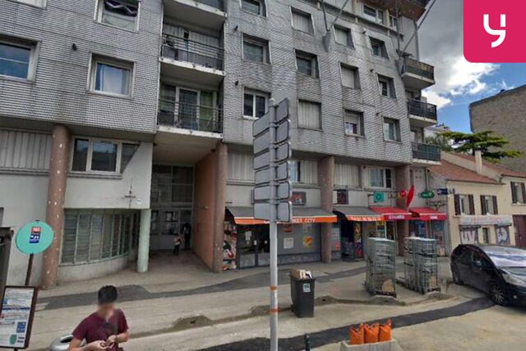 Parking Conservatoire de musique - Stalingrad - Choisy-le-Roi (aérien) avis