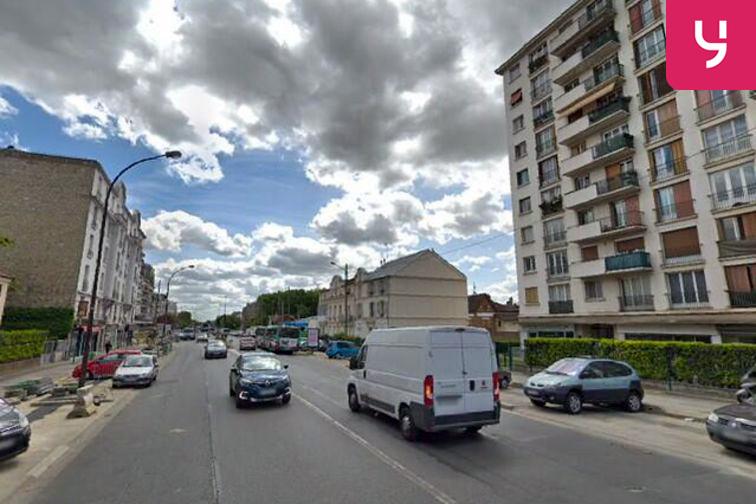 Parking Conservatoire de musique - Stalingrad - Choisy-le-Roi (aérien) en location