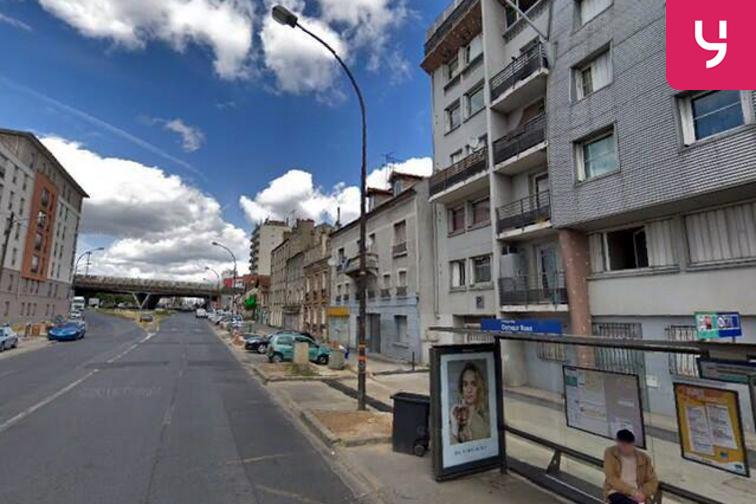 Parking Conservatoire des Arts - Stalingrad - Choisy-le-Roi (box) pas cher