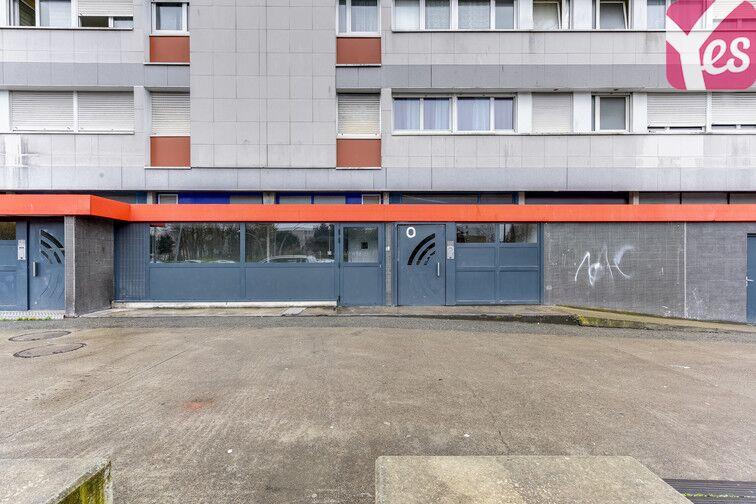 Parking Mendès-France Bellevue - Nantes Nantes