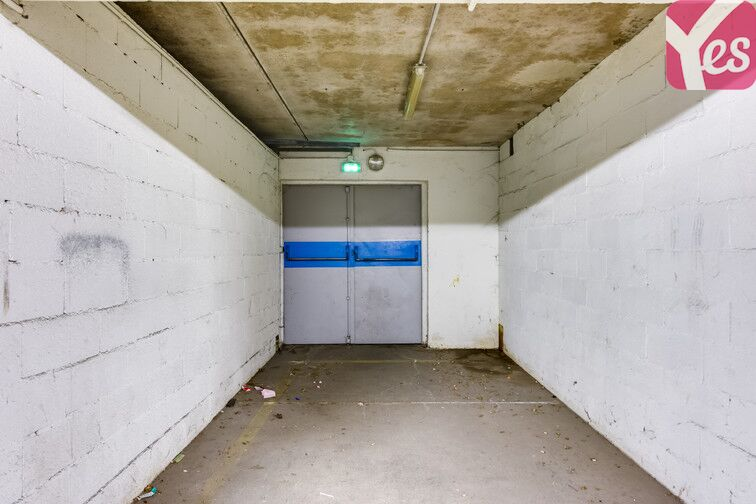 Parking Mendès-France Bellevue - Nantes sécurisé
