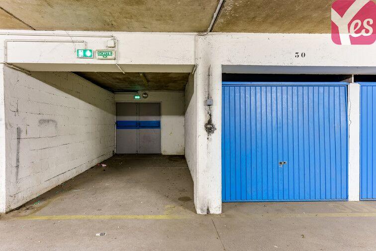 Parking Mendès-France Bellevue - Nantes gardien
