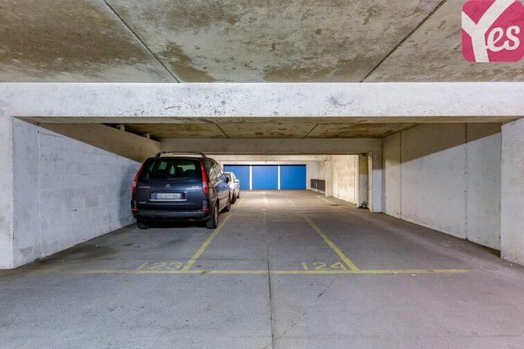 Parking Mendès-France Bellevue - Nantes en location