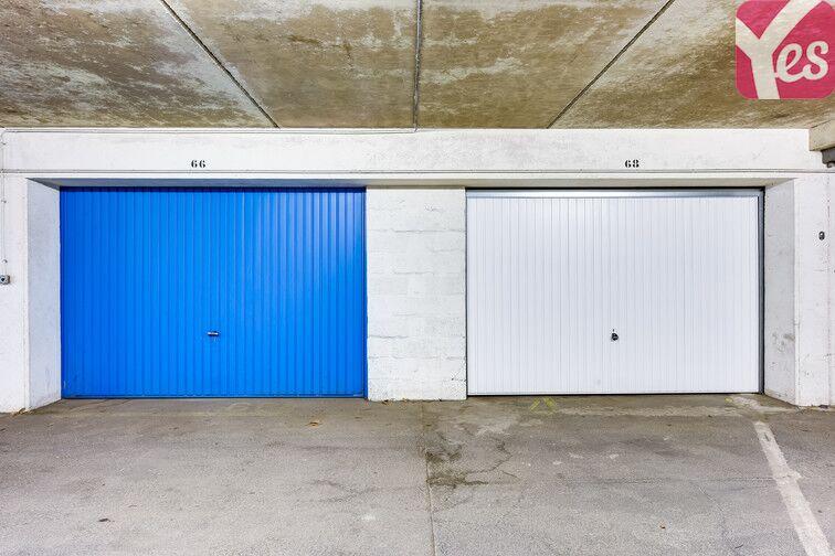 Parking Mendès-France Bellevue - Nantes caméra