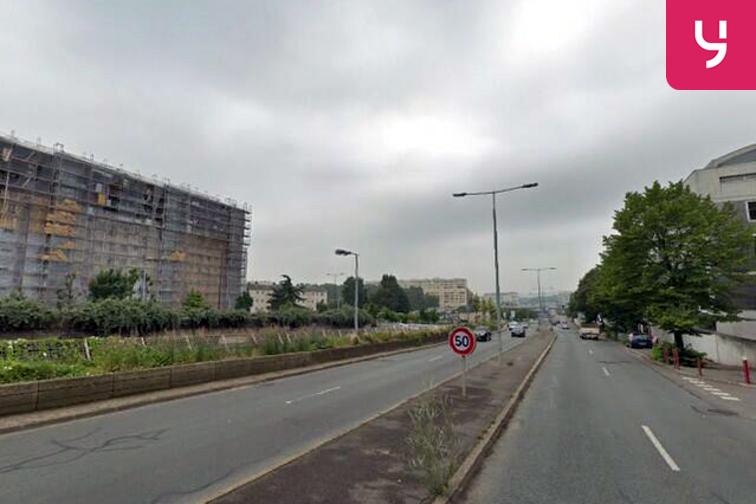 location parking Maternelle les Tulipes Blanches - Division Leclerc - Fresnes - Box