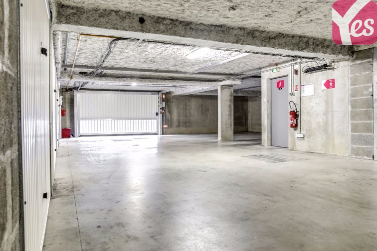 Parking Petit-Chantilly - Bignon - Morlière - Orvault caméra