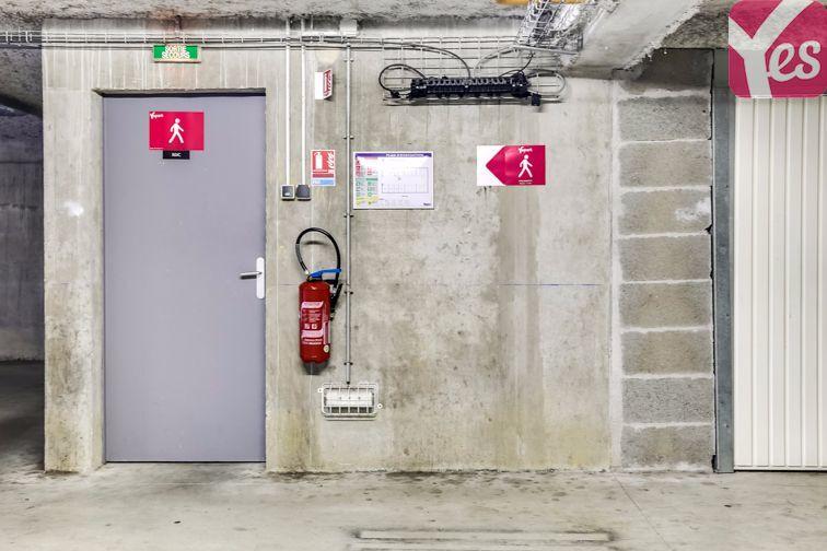 Parking Petit-Chantilly - Bignon - Morlière - Orvault garage
