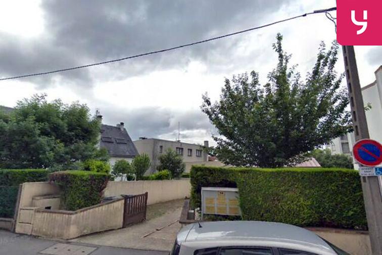 location parking Collège Jean Charcot - Paix - Fresnes - (place moto)