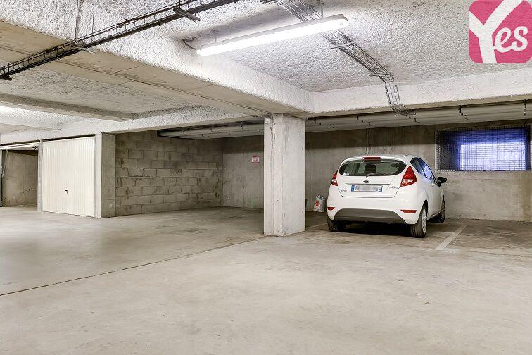Parking Recteur Schmitt - Nantes caméra