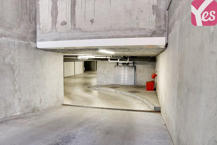 Parking Recteur Schmitt - Nantes 24/24 7/7