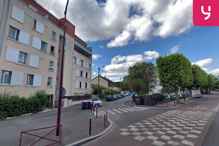 Parking Cinéma La Tournelle - Gounod - L'Haÿ-les-Roses - (place moto) L'Haÿ-les-Roses