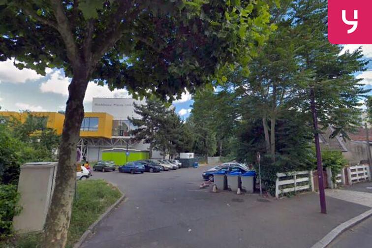 Parking Cinéma La Tournelle - Gounod - L'Haÿ-les-Roses - (place moto) 1 impasse Gounod
