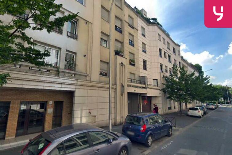 Location parking Métro - Espace Culturel Andre Malraux - Le Kremlin-Bicêtre - Souterrain