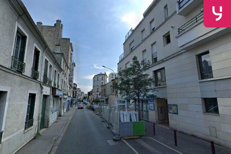 Parking Square Jules Guesde - Le Kremlin-Bicêtre - (place moto) à louer